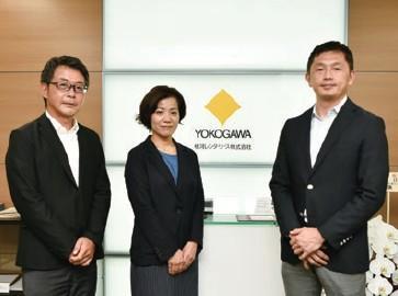 導入事例(横河レンタ・リース株式会社 様)